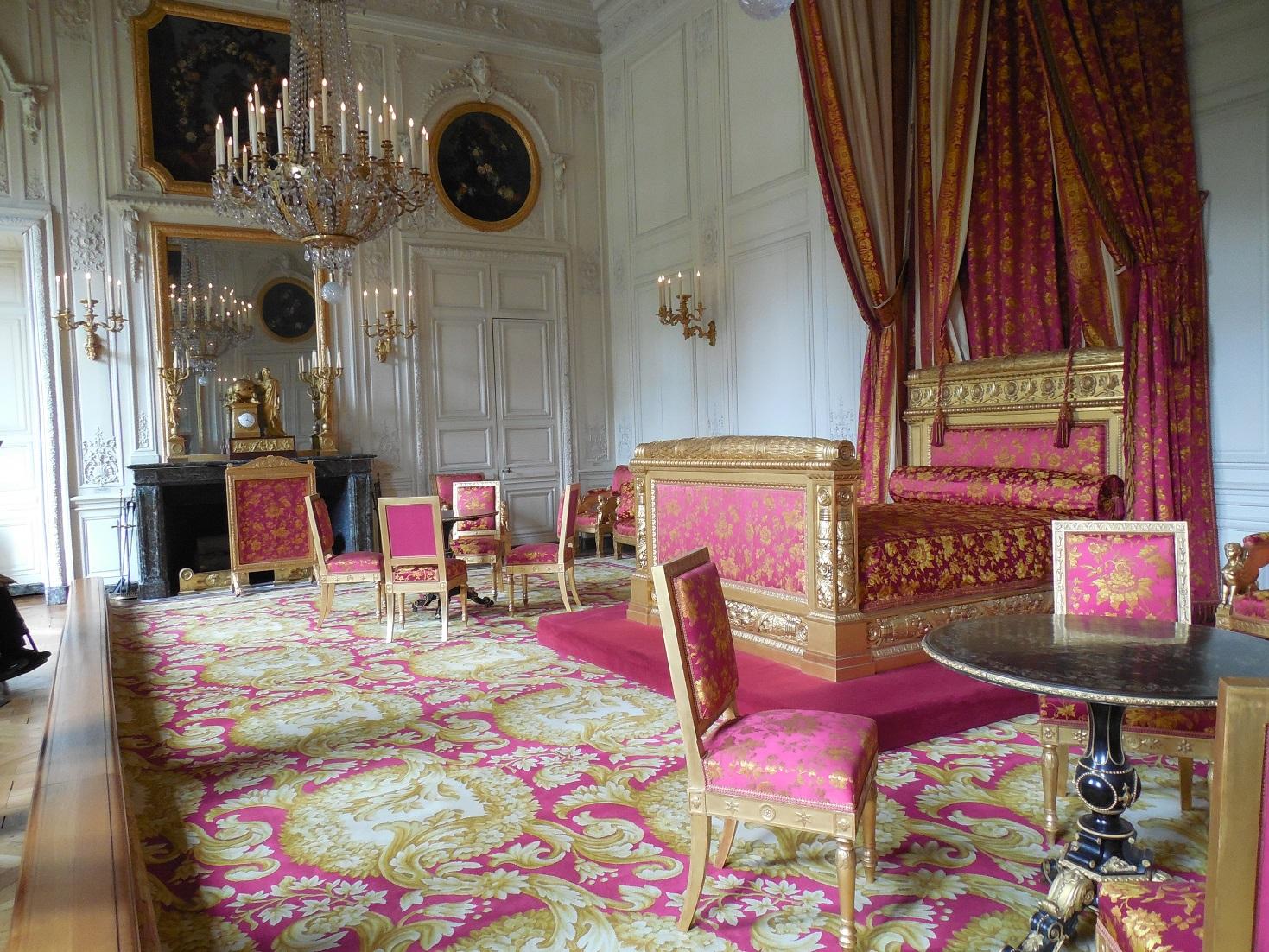 Marie Antoinette Bedroom