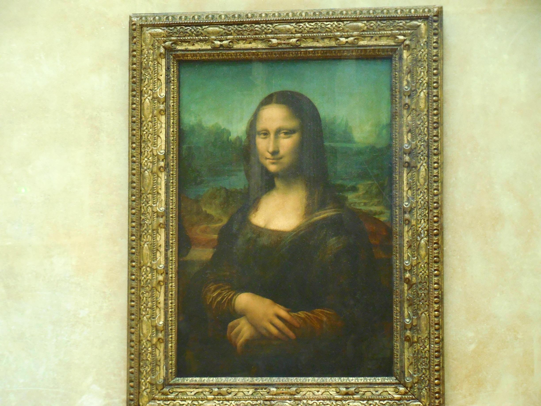 30 | May | 2014 | charliexplores Da Vinci Mona Lisa